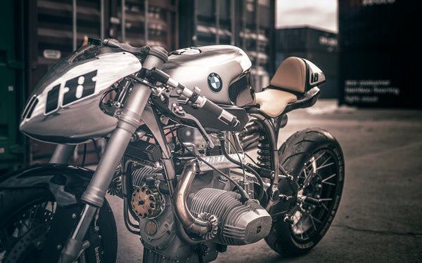 Revival of the Machine - Silver Bullet BMW R100