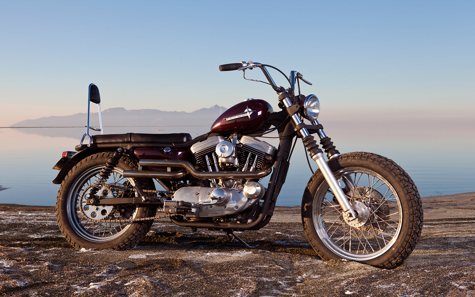 Regatta's Modern Sportster - Iron & Air