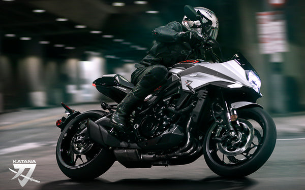 The 2020 Suzuki Katana