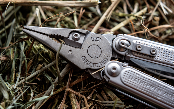 The Leatherman FREE™ Multi-tool