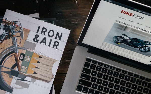 Iron & Air Acquires Bike EXIF