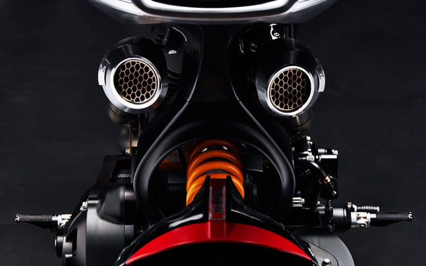 Arch Motorcycle - Method 143