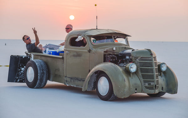 Speed Week at Bonneville