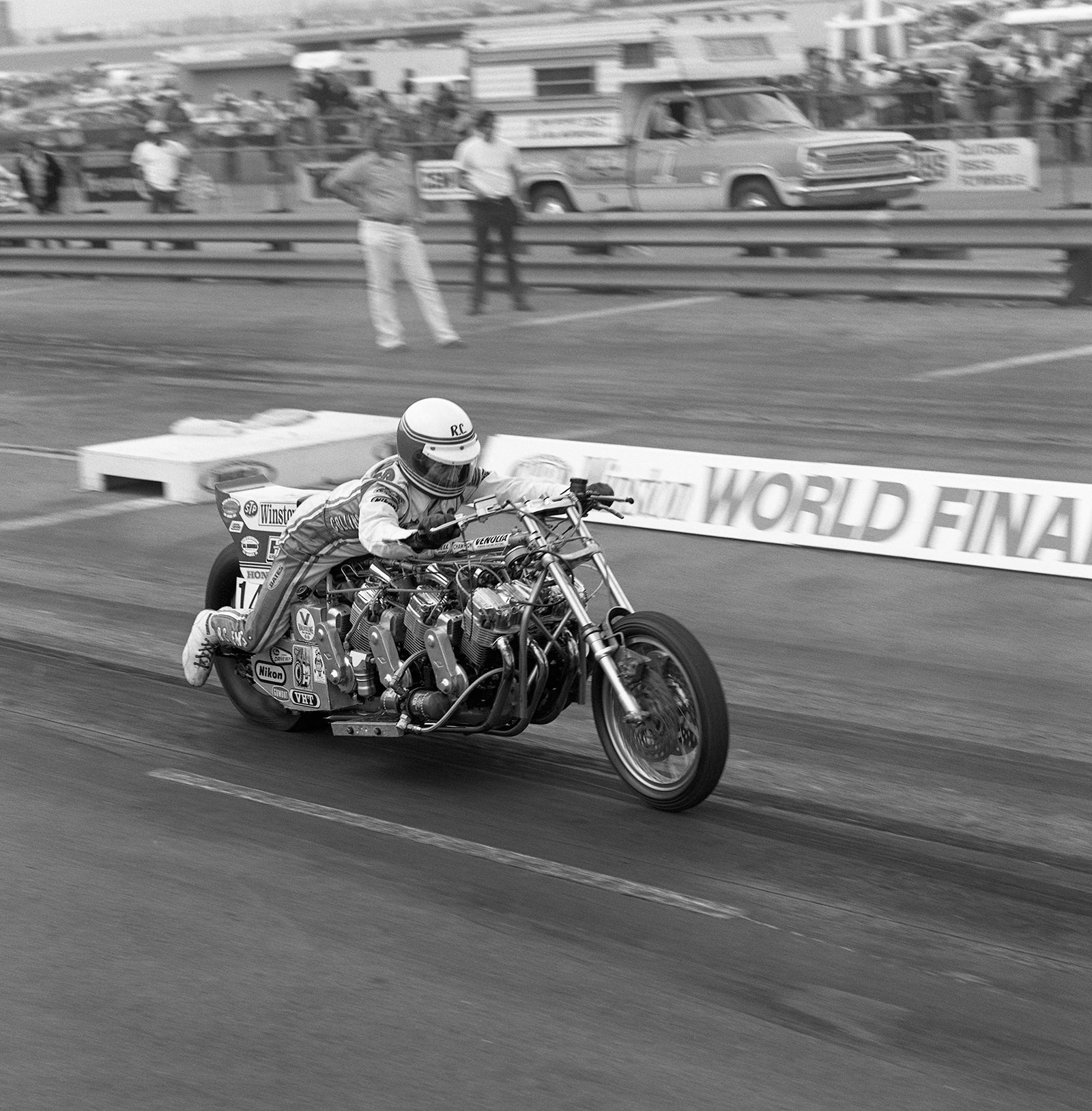 The Evolution of Drag Bikes - Iron & Air