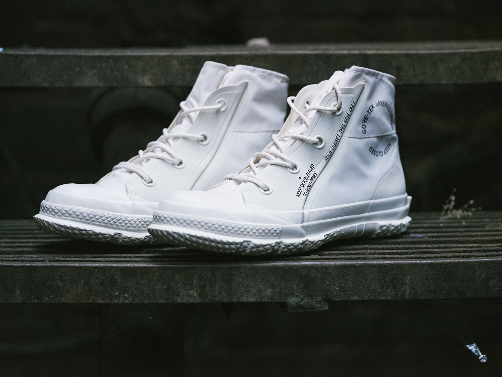 8410c19acbd The limited-edition Converse MC18 collection is available here