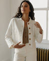 Pierrot Jacket - Cream
