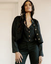 Pierrot Jacket - Black