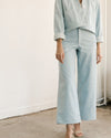 Pierrot Pants - Light Denim