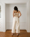 Pierrot Pants - Cream