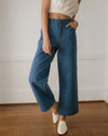 Pierrot Pants - Denim - Pre Order