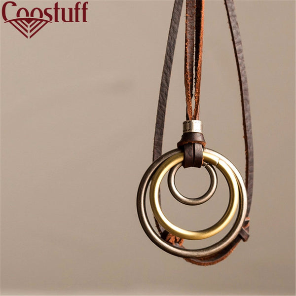 women jewelry fashion neck piece & pendants,genuine leather choker