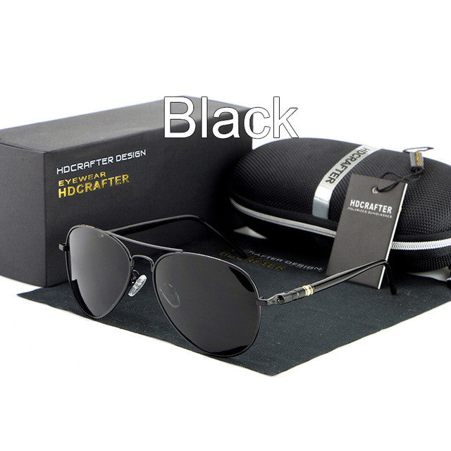 Brand Polarized Sunglasses Men Sports Sun Glasses
