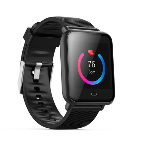 Multi-Dial Q9  Waterproof Sports Smartwatch For Android IOS With Heart Rate Monitor