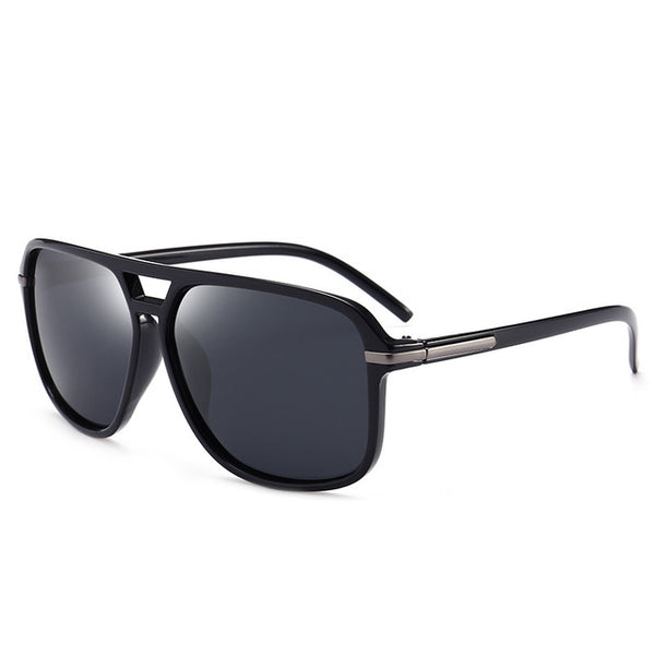Oversized Sunglasses Mens Polarized Mirror Goggles Driving  HD eyewear
