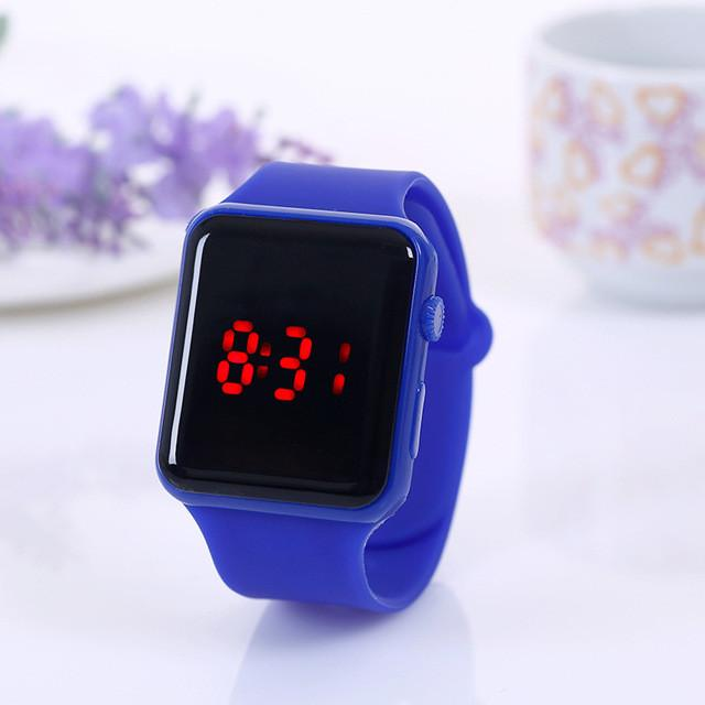 62aef99b8 ... Silicone LED Digital Men Watch /Ladies Outdoor colorful Sports watch ...