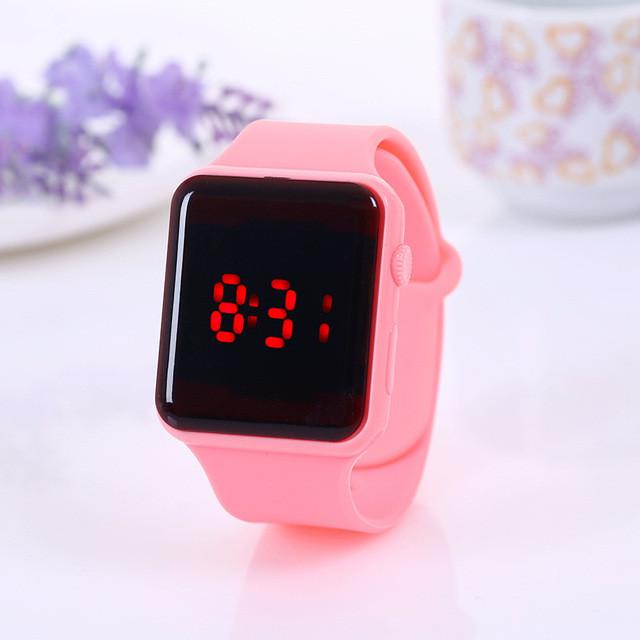 22b4c5cc1 Silicone LED Digital Men Watch /Ladies Outdoor colorful Sports watch ...