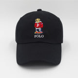 Dad Hat  Polo's Bear
