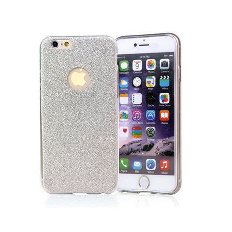 Diamond Flash Glitter Candy Cover Phone Case For Iphone 6 Case Soft Silicone For Iphone 6s Cases 6 Plus 5 5s Case