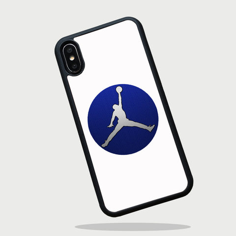 Basketball Jordan Cell Phone Bags Case For iphone 6 6s 7 8plus Case fundas NBA For iphone X Scrub Slim Back Hard PC Cover