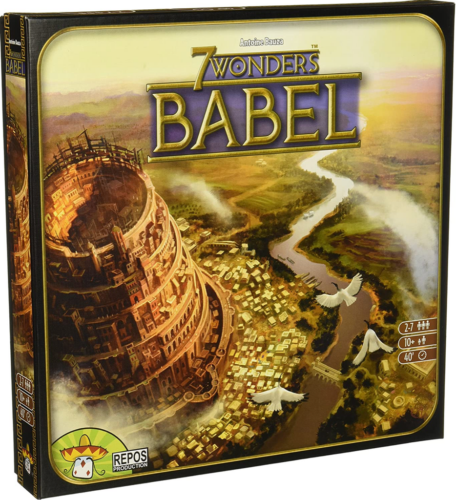 7 Wonder - Extension Babel
