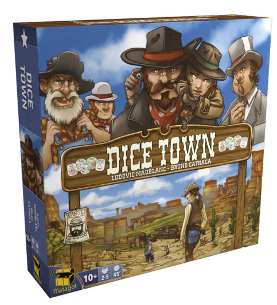 Dice Town Extention