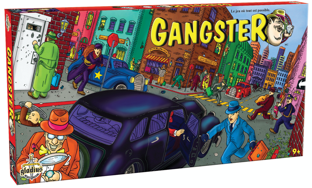 Gangster Édition 2018