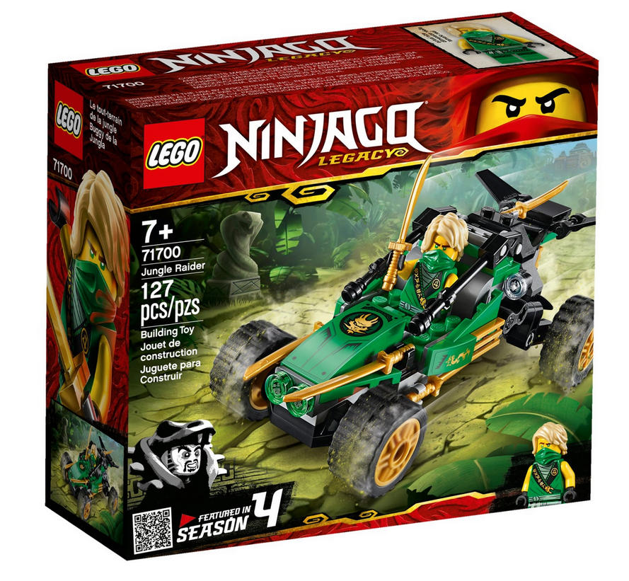 Le buggy de la jungle 71700