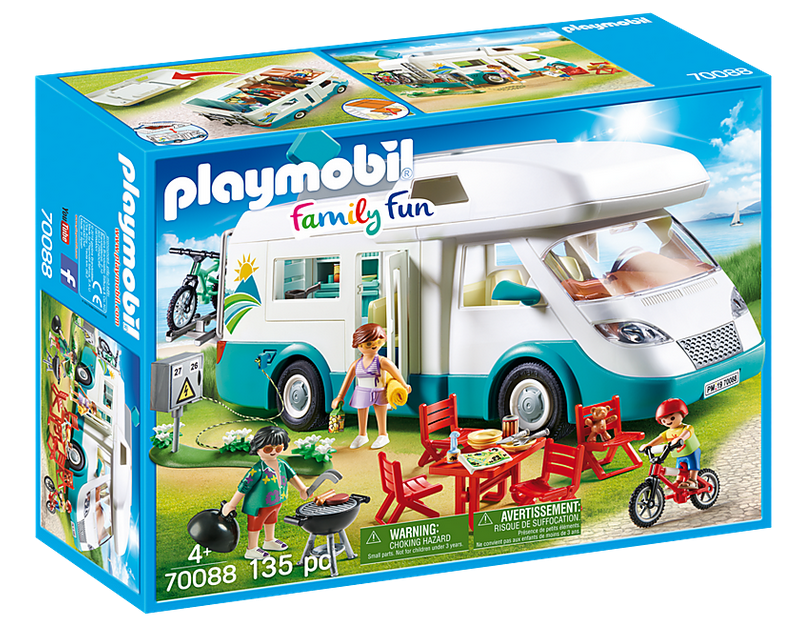 Famille Et Camping Car 70088