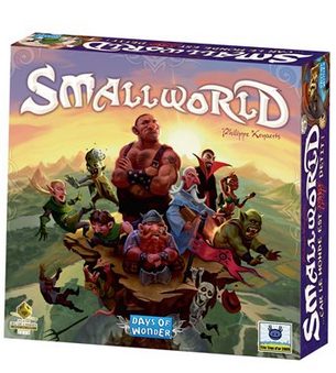 Smallworld Le jeu de base