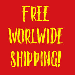 Free Worldwide Shipping!