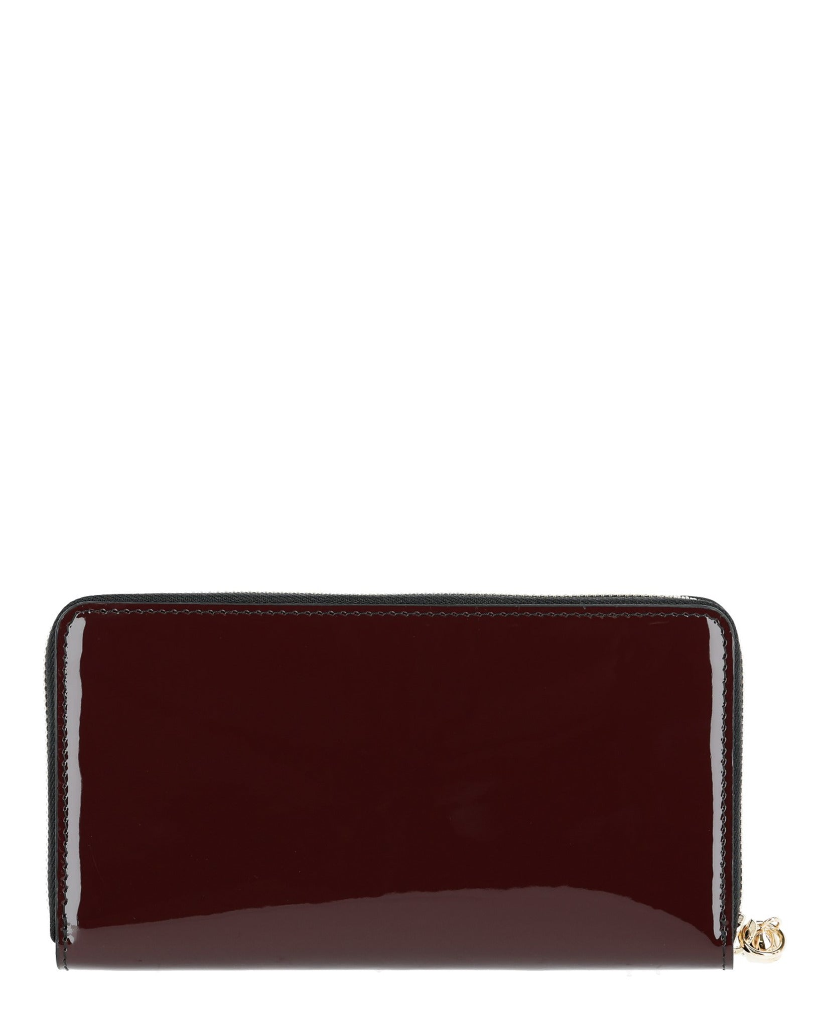 Alexander McQueen Continental Zip Around Wallet