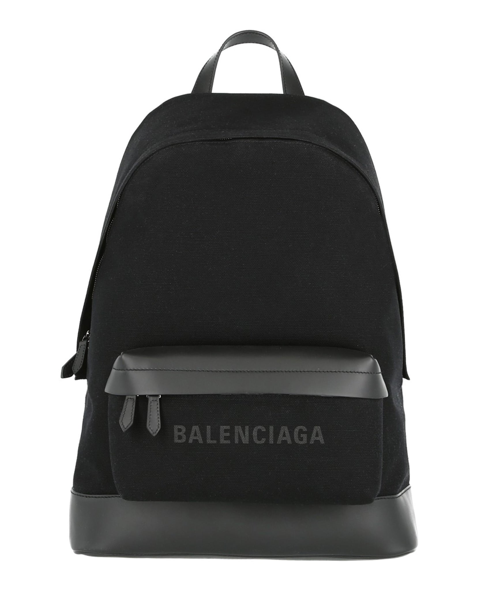 b08176a0d Balenciaga Womens Navy Backpack Handbag | Madaluxe Vault – MadaLuxe ...
