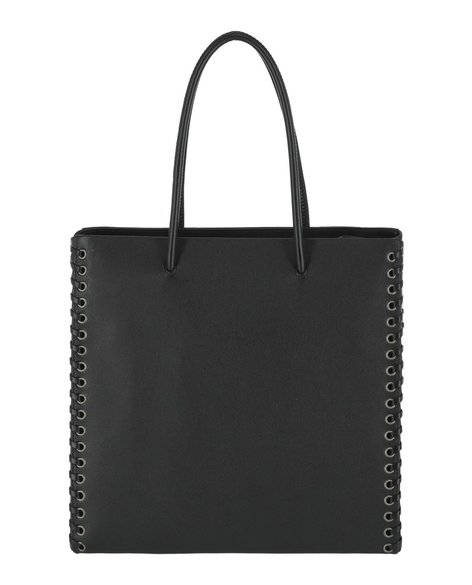 Moschino Embossed Tote