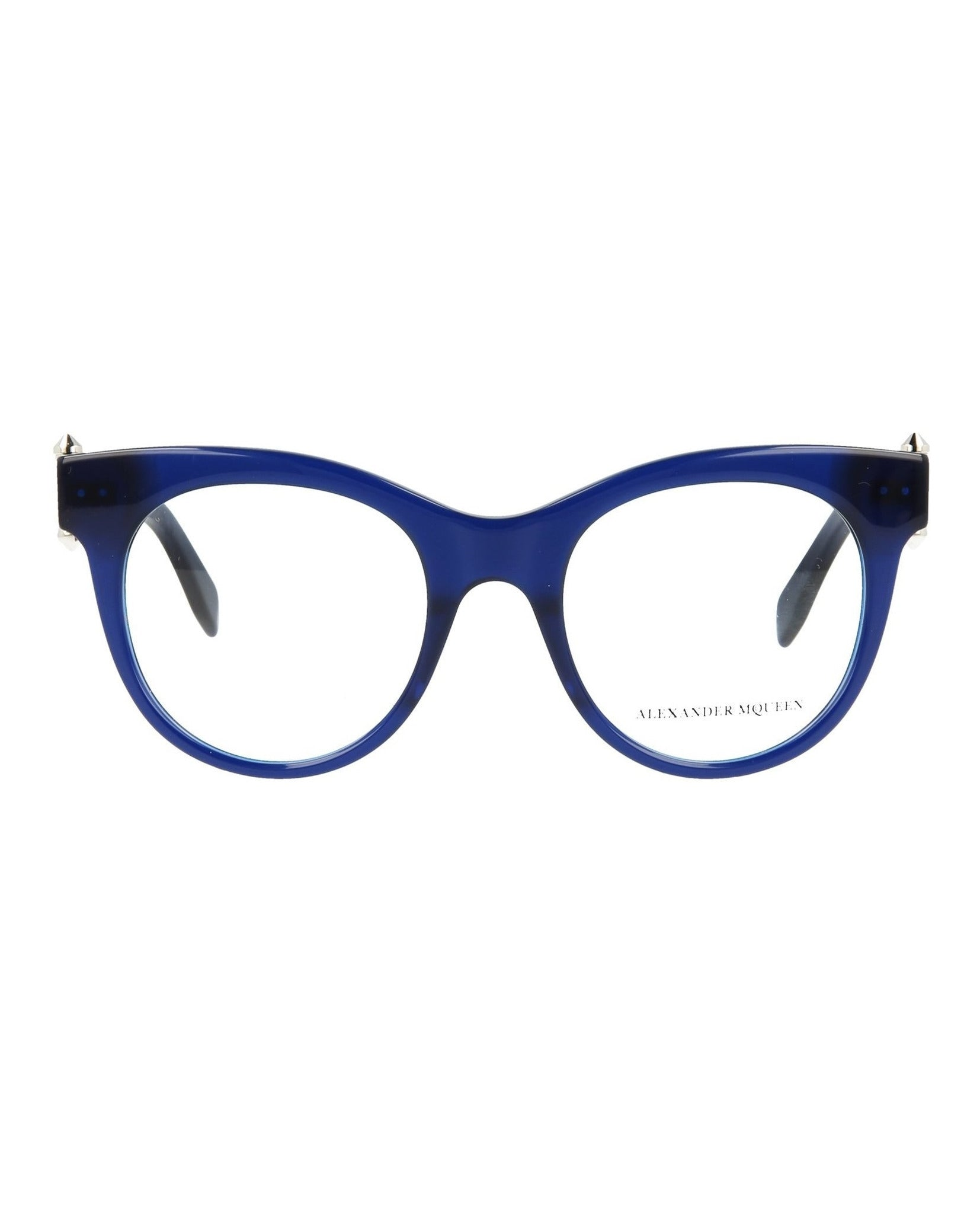 Alexander McQueen Round/Oval Optical Frames