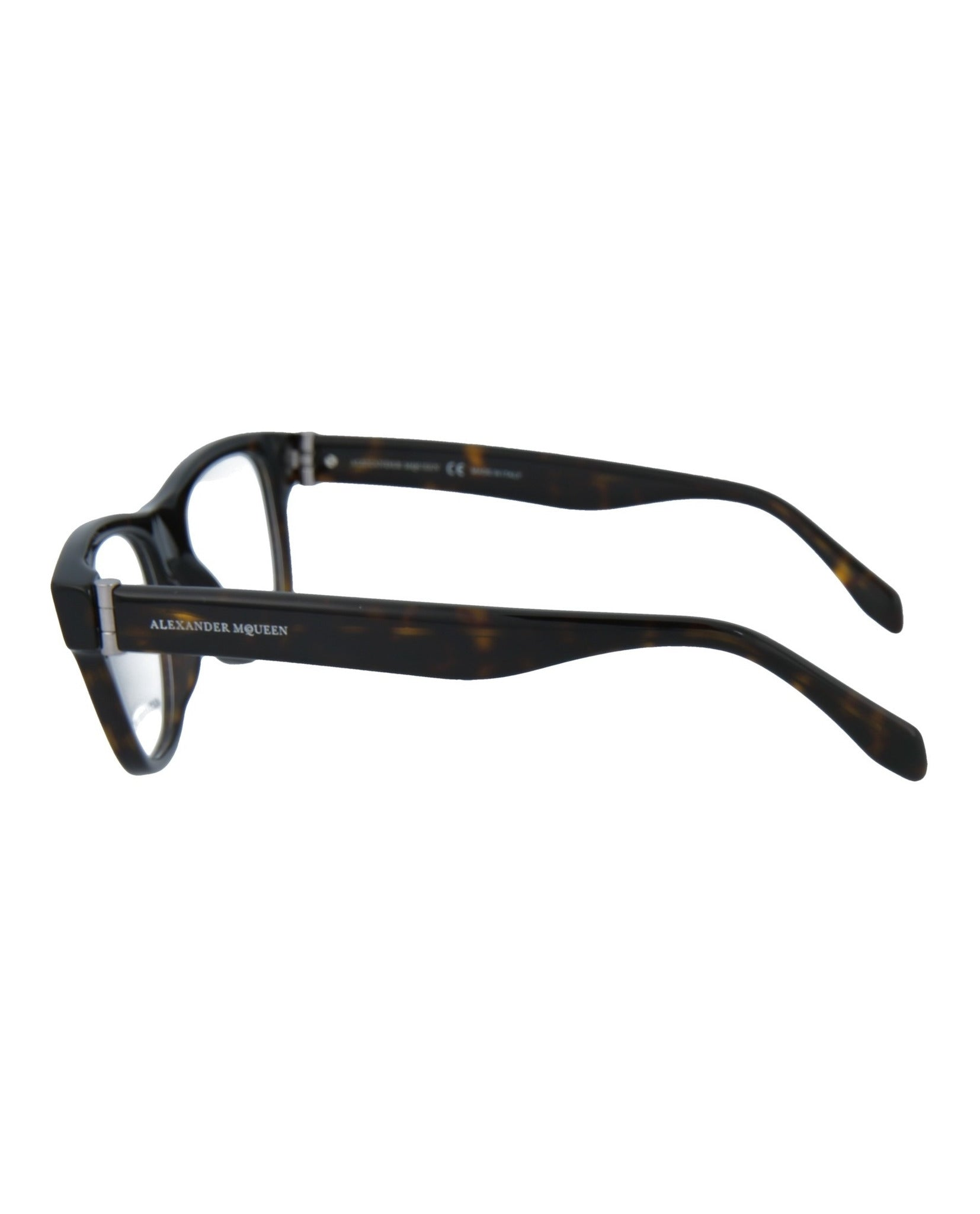 Alexander McQueen Square/Rectangle Optical Frames