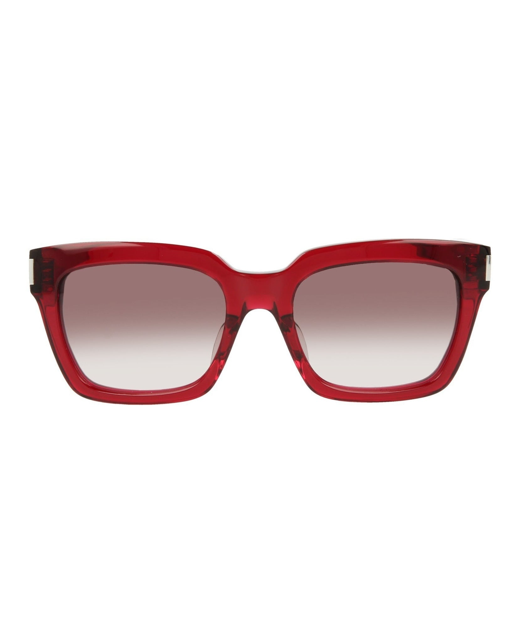 Saint Laurent Square/Rectangle Sunglasses