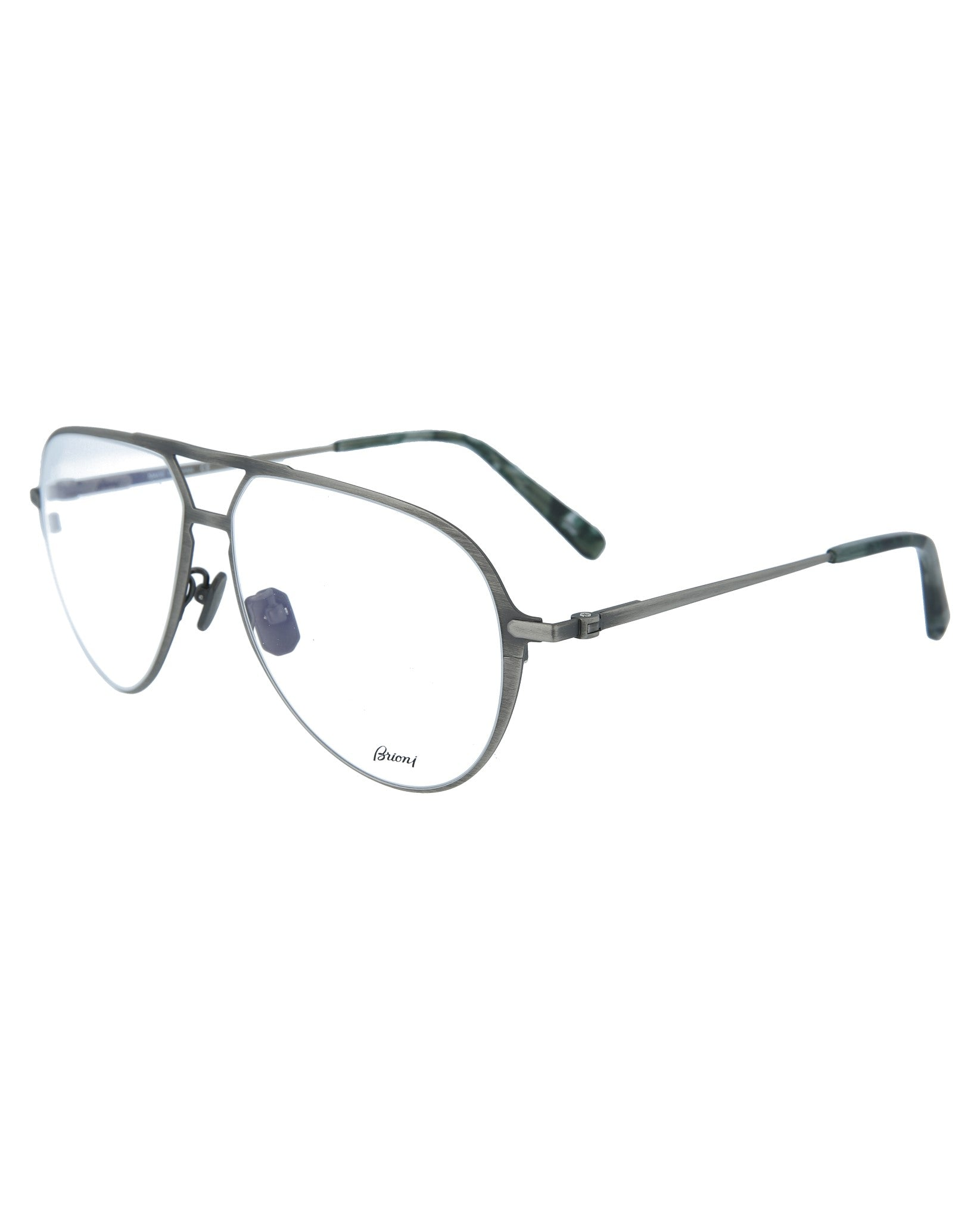 Brioni Aviator Optical Frames