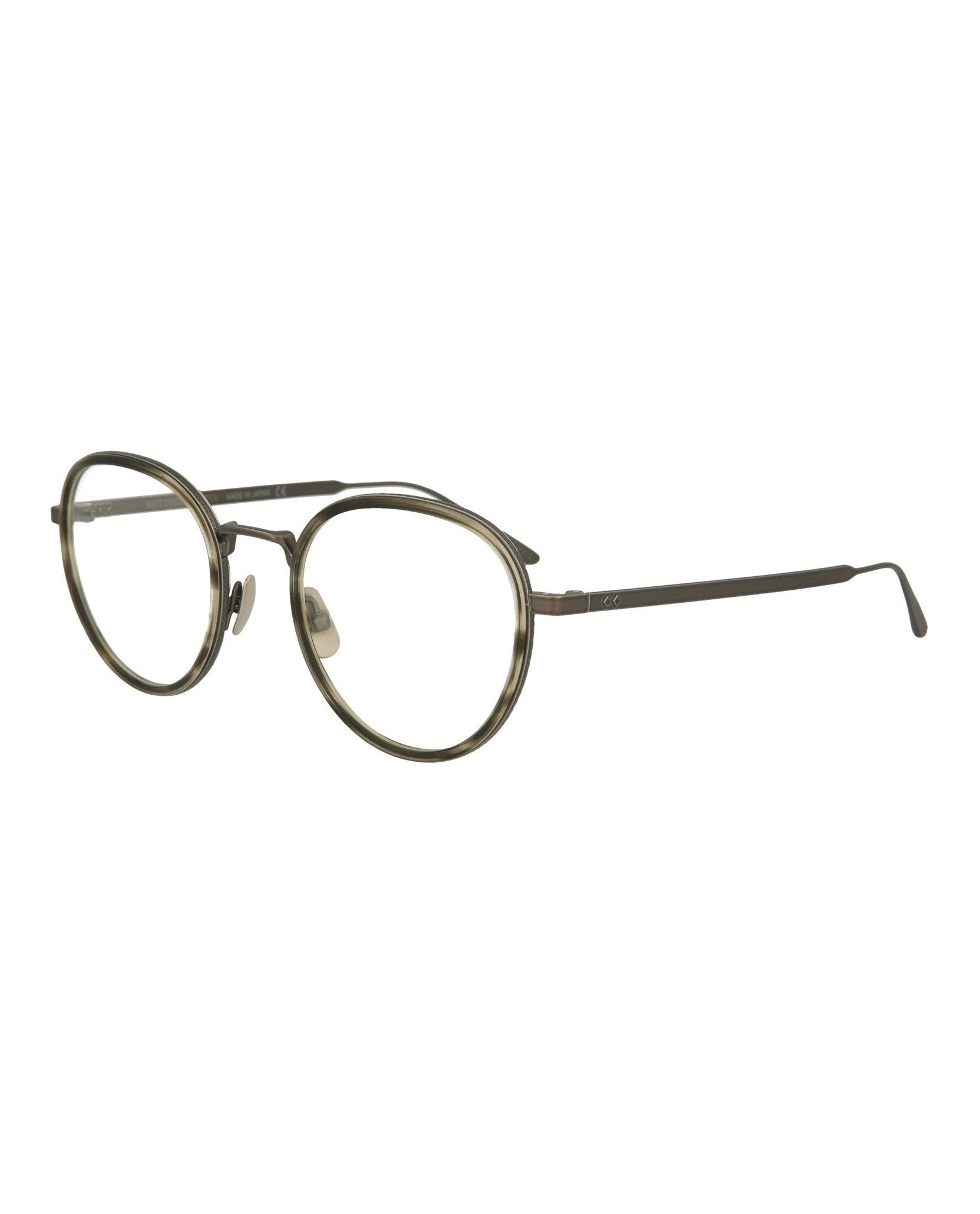 Bottega Veneta Round/Oval Optical Frames