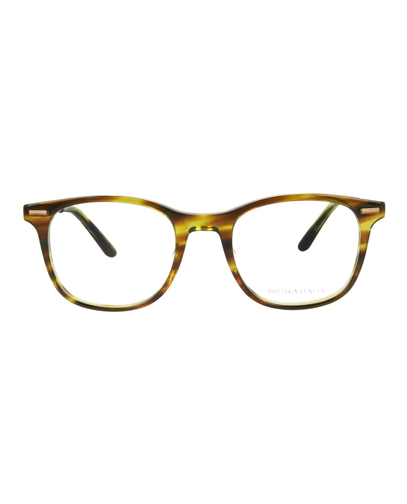 Bottega Veneta Square/Rectangle Optical Frames