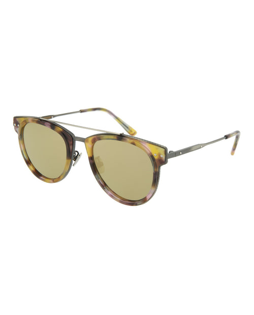 Bottega Veneta Round/Oval Sunglasses