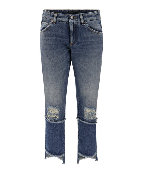 Dolce & Gabbana Jeans In Denim