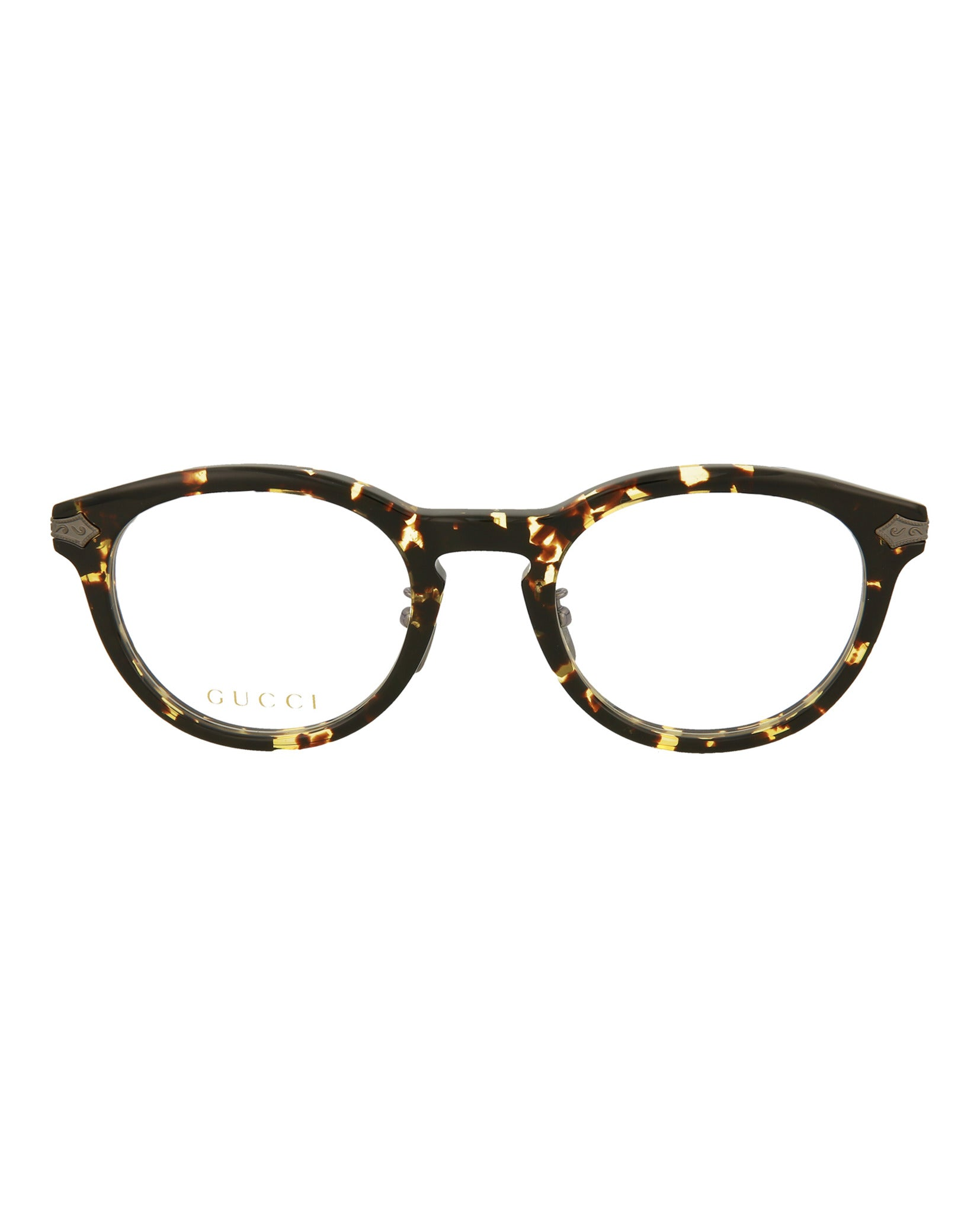 6fcd26ef22 Gucci Mens Round Oval Optical Frames
