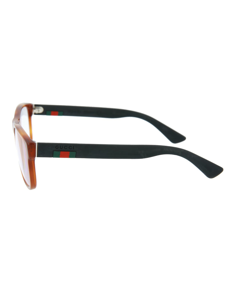Gucci Square/Rectangle Luxury Blue Light Readers