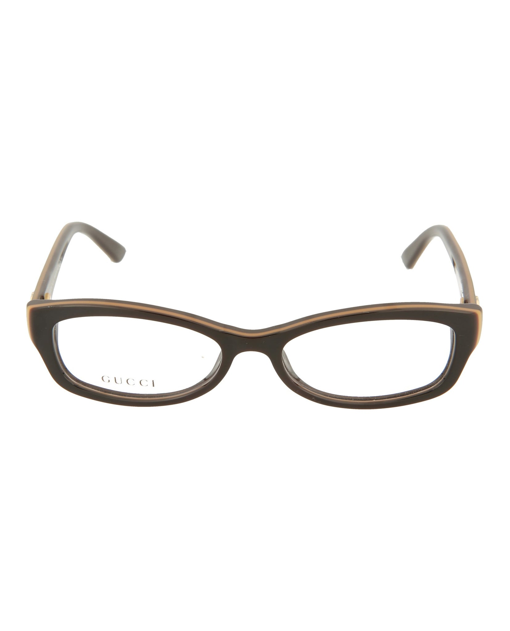 408d6ce602e Gucci Womens Round Oval Optical Frames