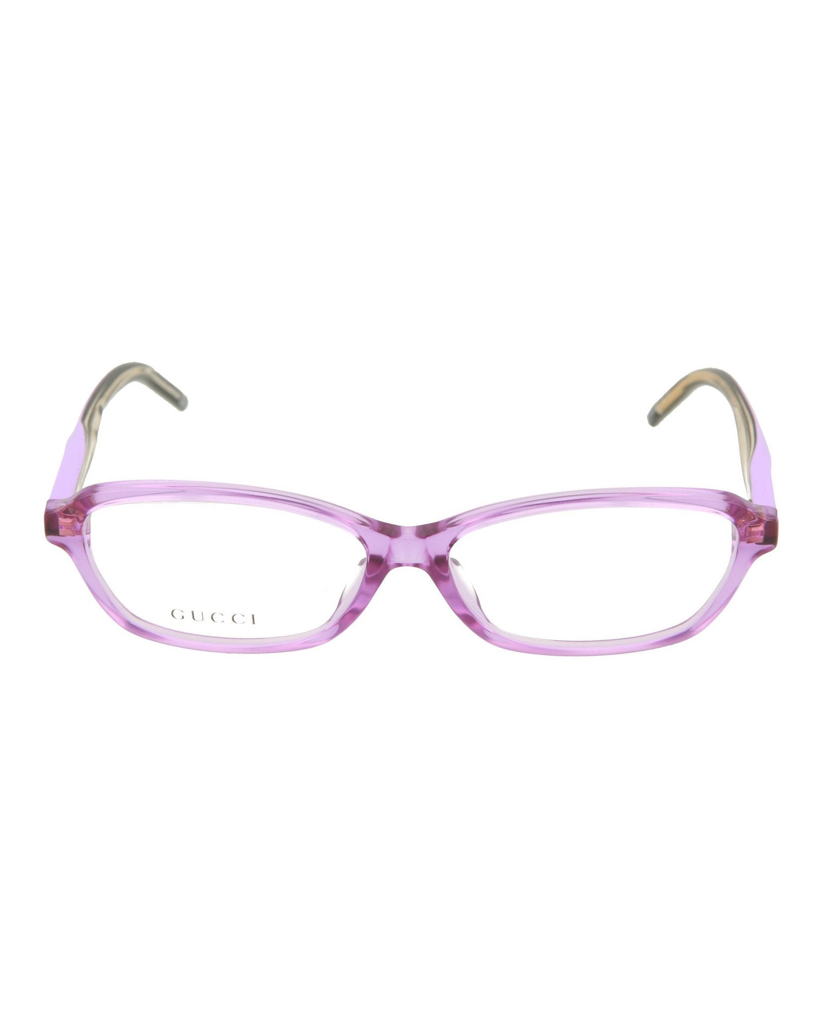 553140433f Gucci Womens Square Rectangle Optical Frames