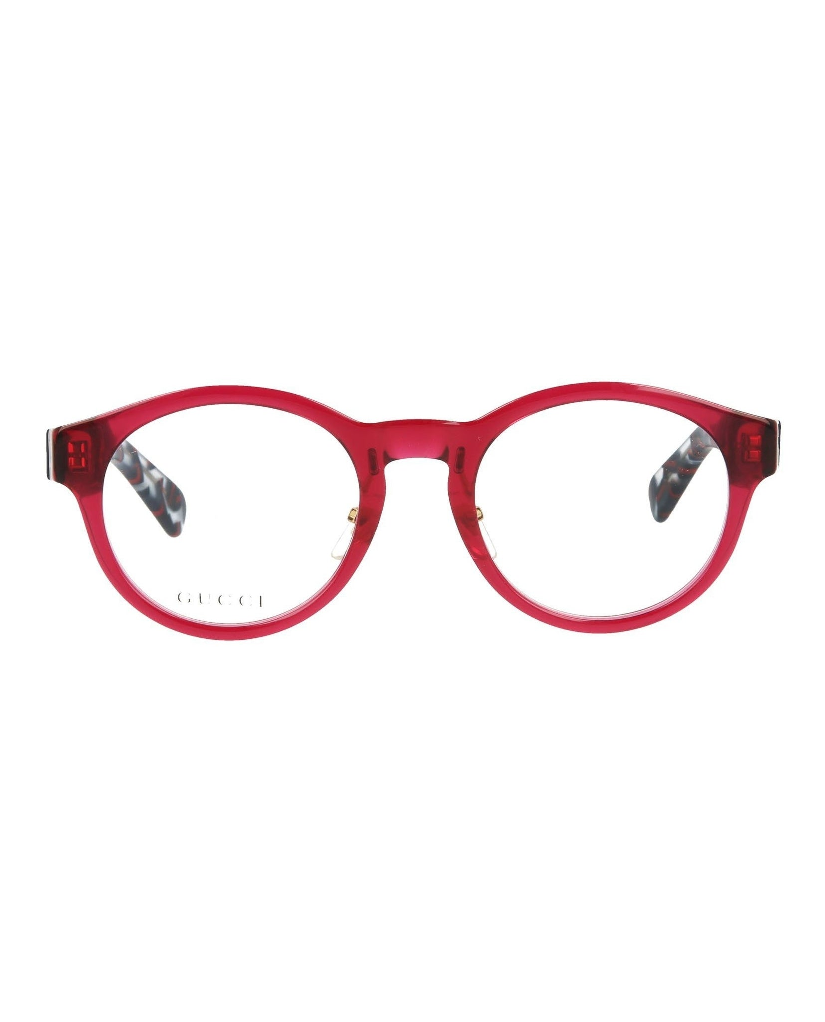 d8f97b16d4 Gucci Womens Round Oval Optical Frames