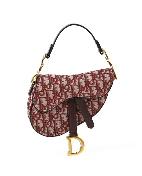 Dior Saddle Shoulder Bag