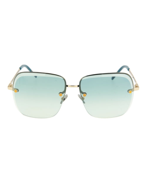 Pomellato Square/Rectangle Sunglasses