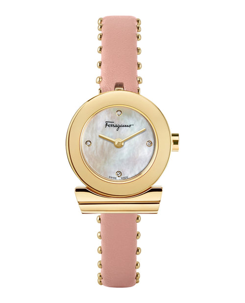 Salvatore Ferragamo Gancino Watch