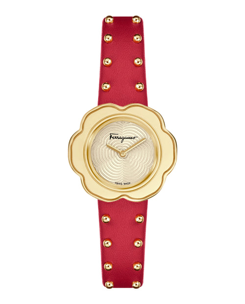 Salvatore Ferragamo Fiore Watch